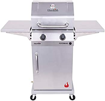 Char-Broil Stainless Steel 2-Burner Gas Grill