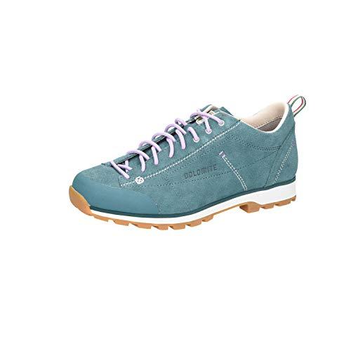 Dolomite Unisex-Erwachsene Zapato Ws Cinquantaquattro Low Schuhe, Ocean Green, 38 EU