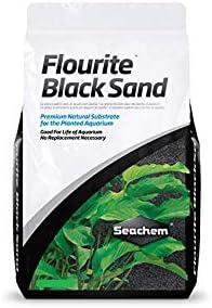 Seachem Flourite Black Sand, 7 kg / 15.4 lbs