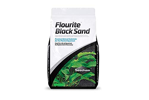 Seachem Flourite Black Sand, 7 kg