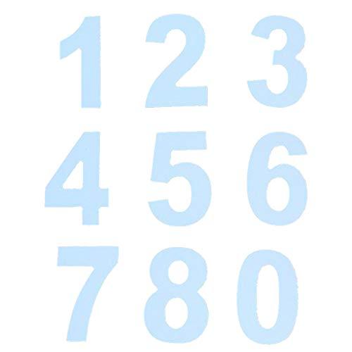 Timlatte 0-9 Letras Números Forma del Amor del corazón de la Torta de grabación en Relieve de acrílico del Molde de Sugarcraft Que adorna la Plantilla de la Pasta de azúcar del Molde