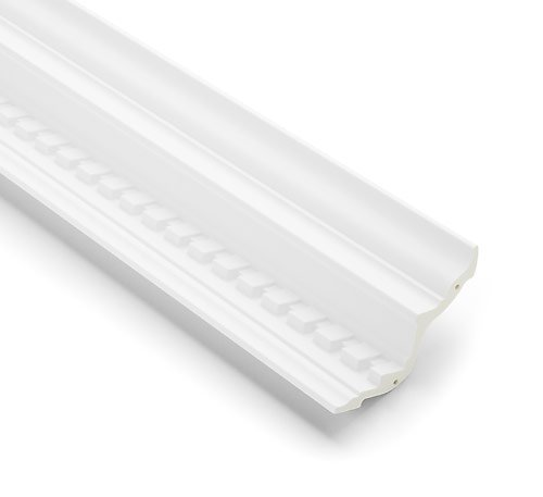 NMC Arstyl® - Zierprofil Z5, 125 x 125 mm (Preis je Meter) INKL EINEM FLACHPINSEL JE BESTELLUNG