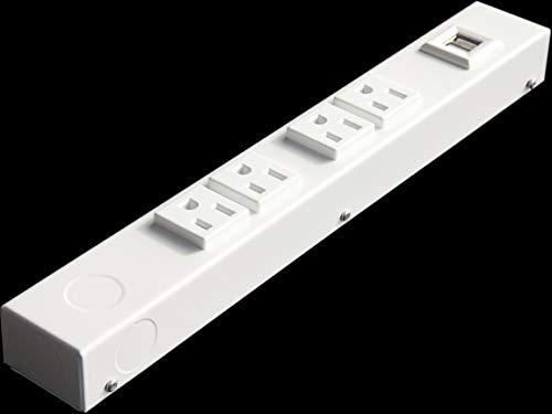 12' Hardwired Power Strip