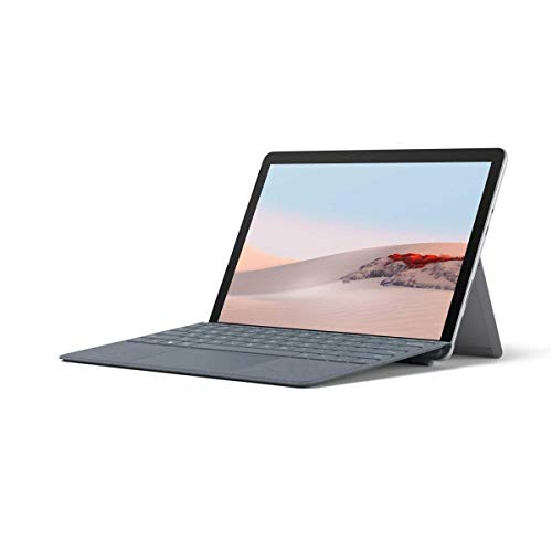 NEW Microsoft Surface Go 2 - 10.5' Touch-Screen - Intel Core m3 - 8GB Memory - 128GB SSD - Wifi + LTE - Platinum (Latest Model)