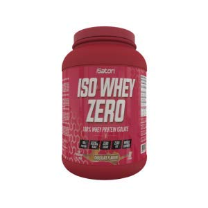 iSatori Isolate Zero 900 g. White Chocolate, 100% Whey Protein Isolate