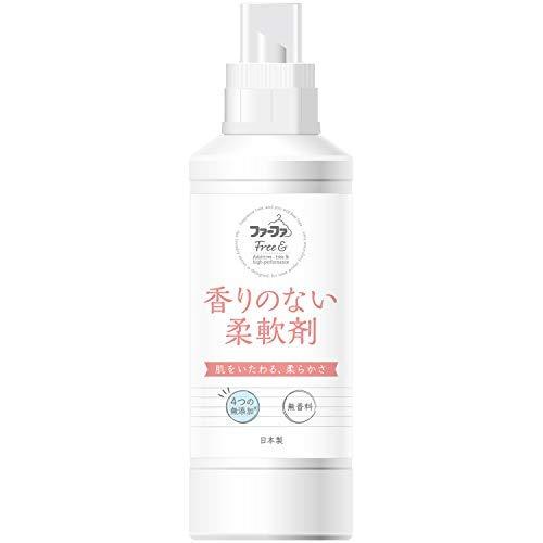 FAフリー& 柔軟剤無香料 本体 500ML × 9個セット