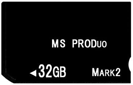 WELLSKY オリジナルブランド [ 東芝チップ内蔵 ] メモリースティック Pro Duo mark2 32GB [ Memory Stick Pro Duo 32GB ] HDR-CX270V HDR-CX590V HDR-PJ590V HDR-CX720V HDR-PJ760V HDR-PJ210 NP-FV100 NP-FV70 PSP