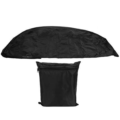 Viccilley Cubierta para Silla de Mesa - Cubierta para Muebles de Exterior Impermeable Tela Oxford Cubierta para Silla de Mesa Cubierta a Prueba de Polvo para jardín y Patio