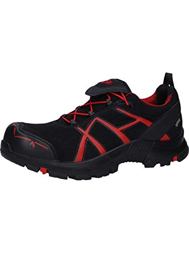 Haix Black Eagle Safety 40.1 Low/Black-red. UK 11.0 / EU 46
