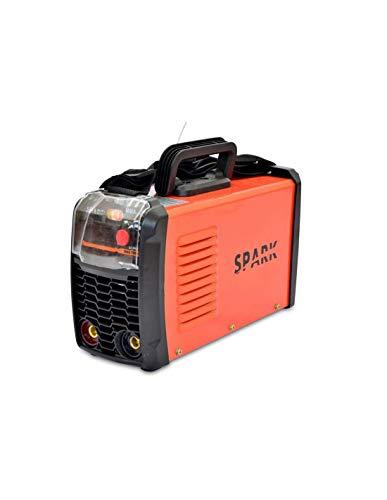 Soldador Inverter Soldadora Equipo de Soldadura Electrodo Electrodo hasta 4.0mm Maquina de Soldar (120 A, Suelad hasta 3,25mm, IGBT, Pantalla LED, incl. accesorios) Maquina de Soldar
