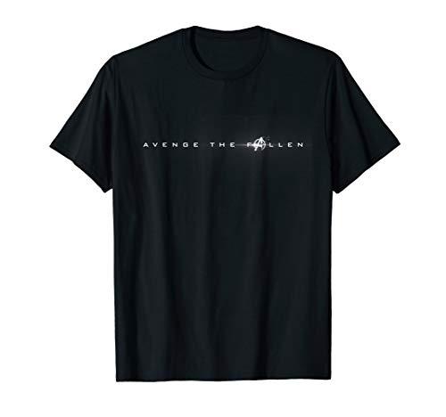 Marvel Avengers: Endgame Avenge The Fallen T-Shirt