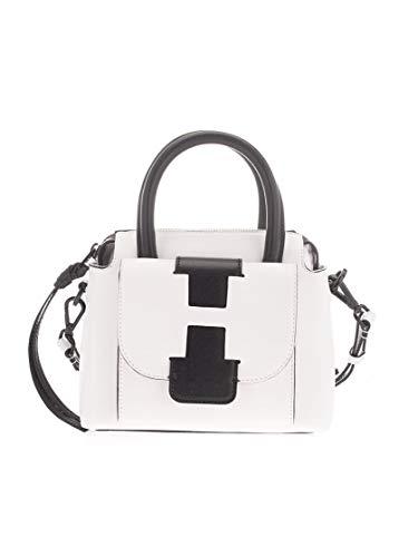 Hogan Luxury Fashion Donna KBW01BF0100J607A35 Bianco Pelle Borsa A Mano   Primavera-estate 20