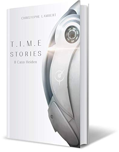 Asmodee - T.I.M.E Stories: Il Caso Heiden, Avventura Romanzata del Gioco da Tavolo T.I.M.E Stories, Edizione in Italiano, 8964