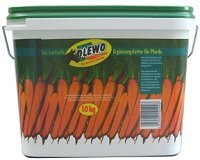 Olewo Karotten-Pellets m. Öl 25 kg