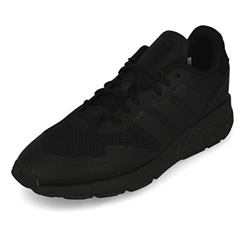 adidas ZX 1K Boost, Zapatillas Hombre, Negro, 45 1/3 EU