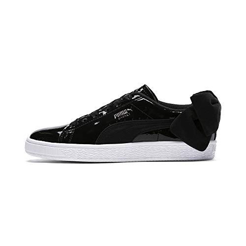 Puma Basket Bow W Calzado Black