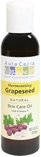 Aura Cacia, Grapeseed Skin Care Oil 4 oz