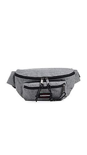 Eastpak Doggy Bag Gürteltasche, 27 cm, 3 L, Grau (Sunday Grey)