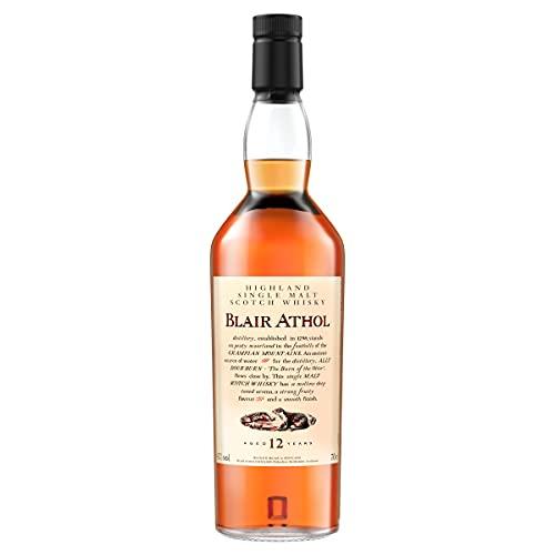 Blair Athol 12 Jahre Single Malt Scotch Whisky 70cl – Flora & Fauna Collection