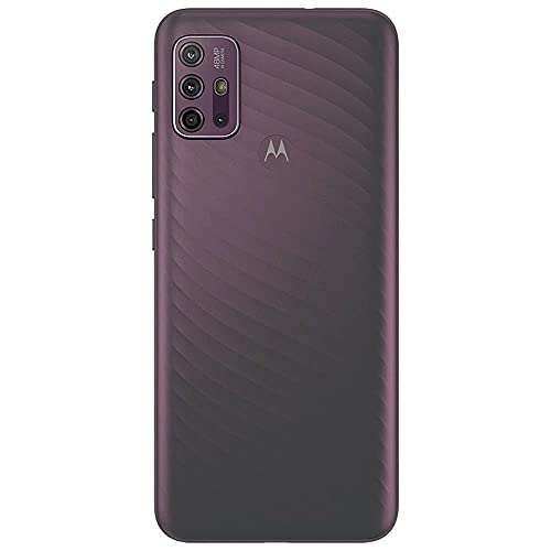 Celular Motorola Moto G10 Cinza Aurora 64gb Tela 6.5 4gb Ram 48mp 8mp 2mp 2mp