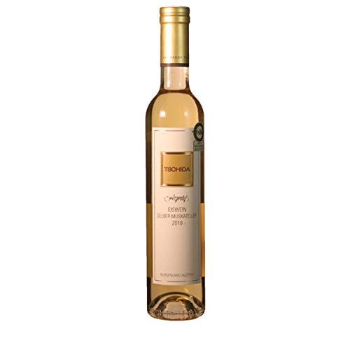 Weingut Kracher 2018 TSCHIDA Angerhof EISWEIN Gelber Muskateller 0.37 Liter
