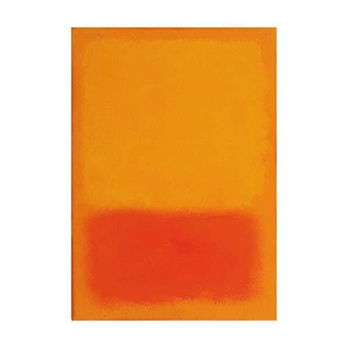 Mark Roscoe lienzo de Color abstracto e impresión Graffiti arte lienzo pintura al óleo pintura colgante de pared decoración del hogar PaintingT 50x75cm