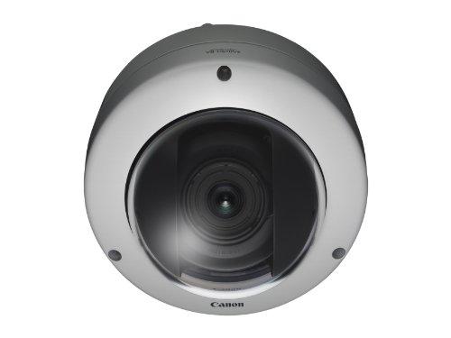 CANON VB-H610D Full-HD-Dome Netzwerkkamera DIGIC DV III Bildfeld von 112 Grad fuer den Inneneinsatz