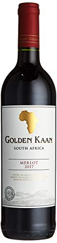 Golden Kaan Merlot Western Cape trocken (6 x 0.75 l)