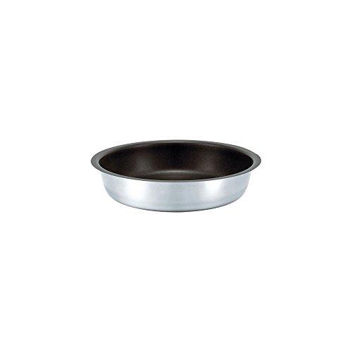 Beka 12048244 Moule Tatin  en acier inoxydable  intérieur revêtu  24 cm