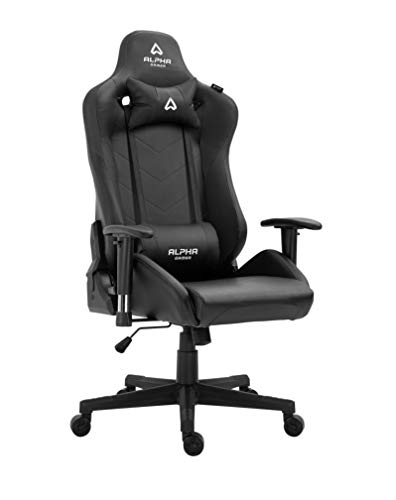 Alpha Gamer Silla Gaming Zeta Black