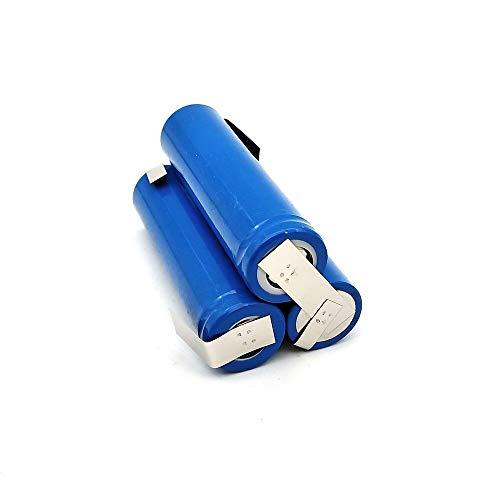 3000mAh para Parksi 10.8V Batería herramienta 10.8 A1 45.113.39 11012 4511339 para autoinstalación