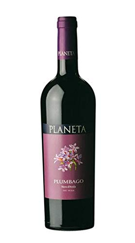 """Planeta - Sicilia DOC""""Plumbago"""" Nero D'Avola 0,75 lt."""