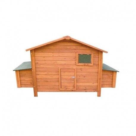 Caseta madera modelo Berlín maxi
