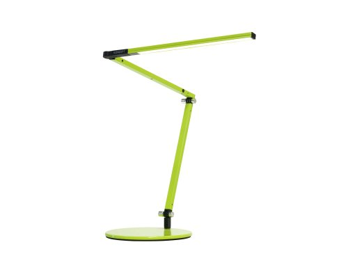 KONCEPT Z Bar Mini - Lámpara de escritorio 28 LED, color verde