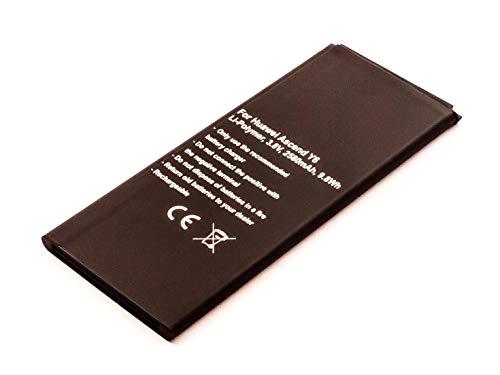Akkuversum Akku kompatibel mit Huawei Y5 II, Handy/Smartphone Li-Pol Batterie