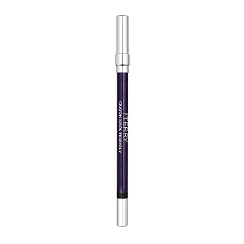 By Terry Crayon Khol Terrybly Waterproof Eyeliner Pencil | Black Print | Highly-Pigmented,...