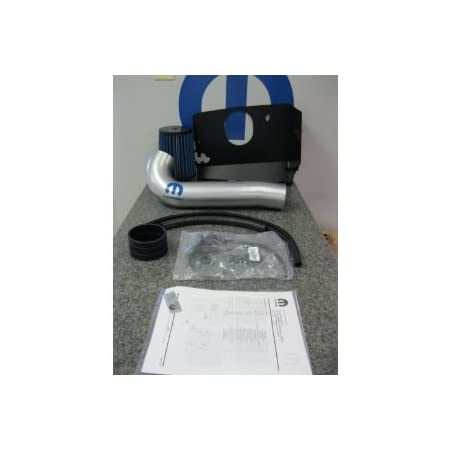 Blue Filter Logo Y Mopar 77070044AD Cold Air Intake 3 Pack,