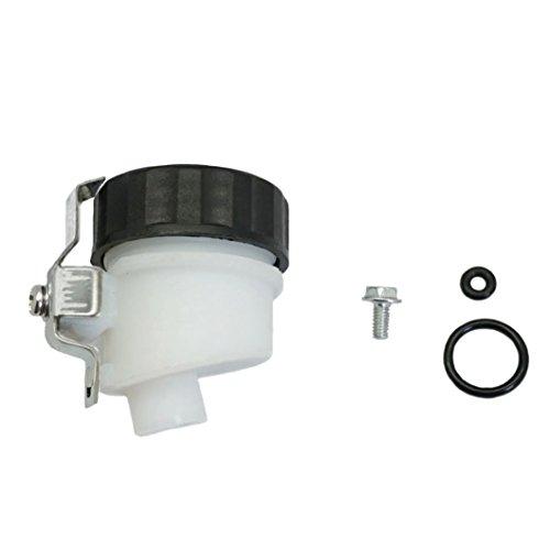 SYUU Motorcycle Front Clutch Master Cylinder Clutch Pump Tank Oil Cup Fluid Bottle Reservoir For Honda VTR1000F 1998-2004 RVT1000R 2000-2006 CBR1000RR 2004 2005 2006 2007