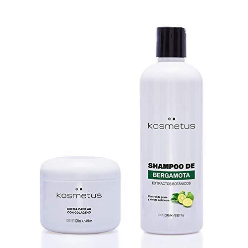 shampoo para caida de cabello mujer fabricante KOSMETUS