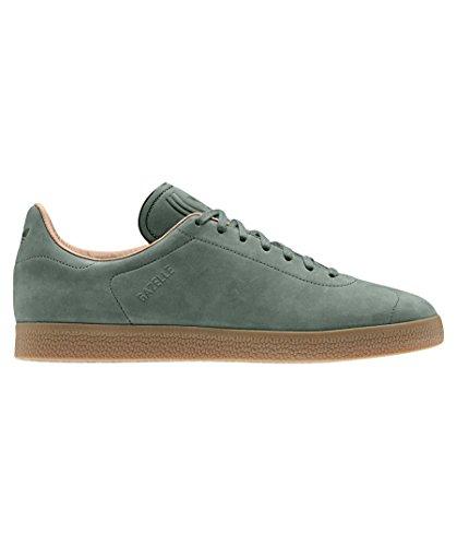 adidas Gazelle Decon, Zapatillas de Deporte para Hombre, Verde (Vertra/Vertra/Stcapa), 36 EU