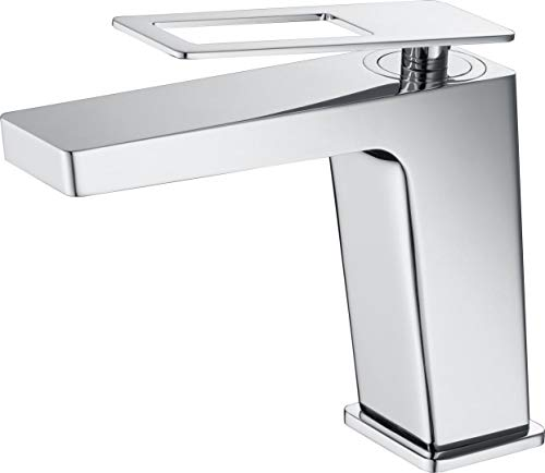Grifo monomando de lavabo Imex Suecia BDC032-1CR