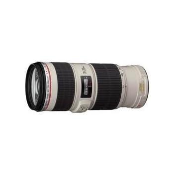 Canon EF 70-200mm f/4 L IS USM Lens for Canon Digital SLR Cameras, Lens Only