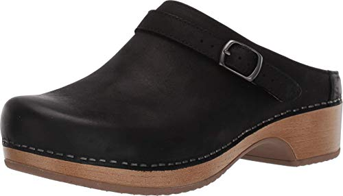 Dansko Women's Berry Black Mule 9.5-10 M US