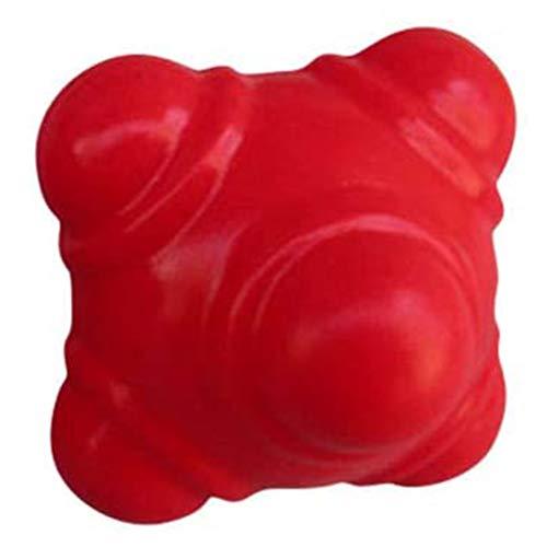 Borstu - Trainingsbälle für Fußball in Rot