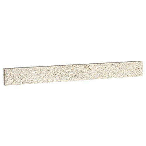 Design House 552968 Granite Splash for Vanity Top, 37-Inch by 4-Inch, Golden Sand