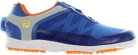 FootJoy New Womens Golf Shoe FJ Sport SL BOA Medium 8 Blue/White