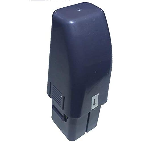 00083 - Batteria di ricambio originale per scopa elettrica Swivel, colore: nero