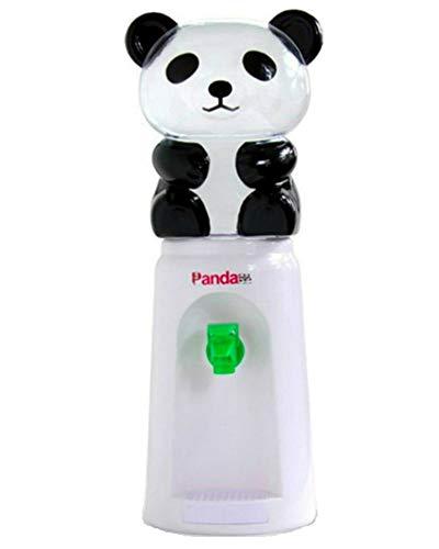 Panda Water Dispenser, 2.5 Liters Mini Bottled Cooler Drinking Stand...