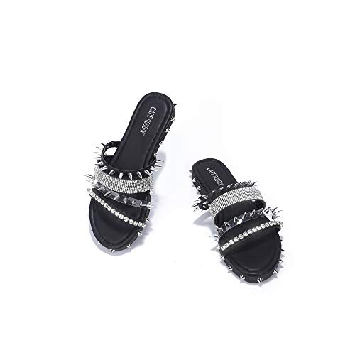 Top 10 best selling list for diamond studded flat shoes