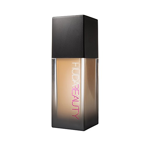 Huda Beauty Faux Filter Foundation in Latte 300N #FauxFilter